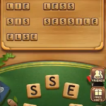 Word connect level 1896