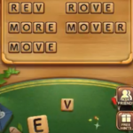 Word connect level 1898