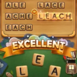 Word connect level 1904