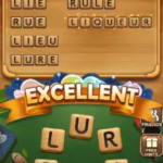 Word connect level 1908