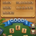 Word connect level 1943