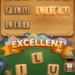 Word connect level 1945