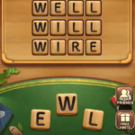 Word connect level 1955