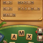 Word connect level 1958