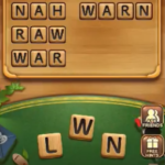 Word connect level 1959