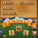Word connect level 1968