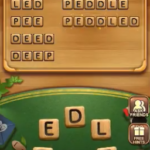 Word connect level 1970
