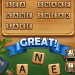 Word connect level 1971
