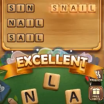 Word connect level 1972