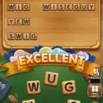 Word connect level 1973