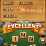 Word connect level 1977
