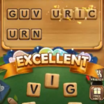 Word connect level 1997