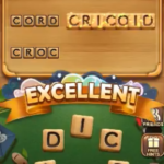 Word connect level 1998