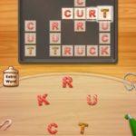 Word cookies cross apple 1