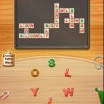 Word cookies cross strawberry 3