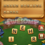 Word connect level 2357