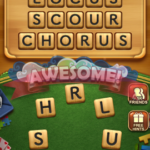 Word connect level 2361