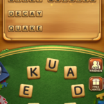 Word connect level 2390