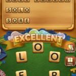 Word connect level 2402