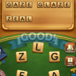 Word connect level 2436