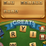 Word connect level 2442