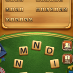Word connect level 2449