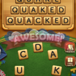 Word connect level 2455