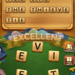Word connect level 2461