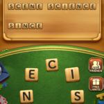 Word connect level 2470
