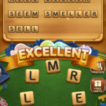 Word connect level 2477
