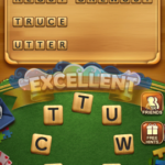 Word connect level 2482