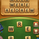 Word connect level 2489