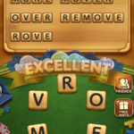 Word connect level 2497