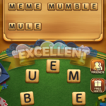 Word connect level 2498`
