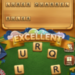 Word connect level 2501
