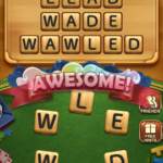 Word connect level 2505