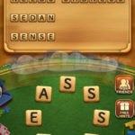 Word connect level 2507