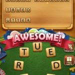 Word connect level 2516