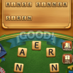 Word connect level 2524