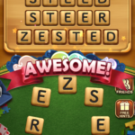 Word connect level 2528