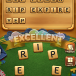 Word connect level 2538