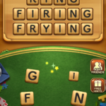 Word connect level 2539