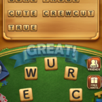 Word connect level 2540