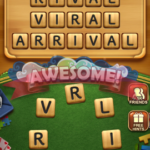 Word connect level 2542