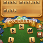 Word connect level 2572