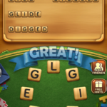 Word connect level 2581