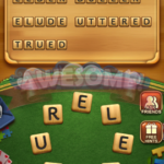Word connect level 2586