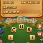 Word connect level 2587