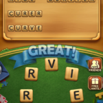Word connect level 2590