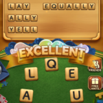 Word connect level 2594
